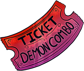 """<a href=""""https://gremcorpsarpg.com/world/items?name=Ticket: Demon Combo"""" class=""""display-item"""">Ticket: Demon Combo</a>"""